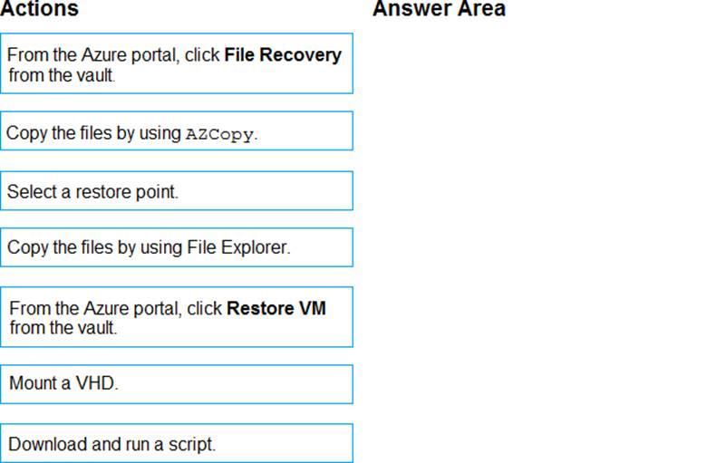 Updated Microsoft Azure Administrator AZ-103 Dumps V10 02