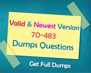 Dumps pdf 483 70