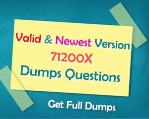 Avaya Aura Core Components Integration Exam 71200X Dumps