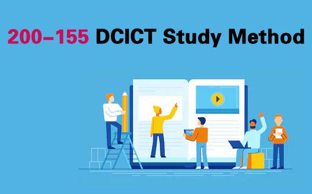 200-155 DCICT Study Method