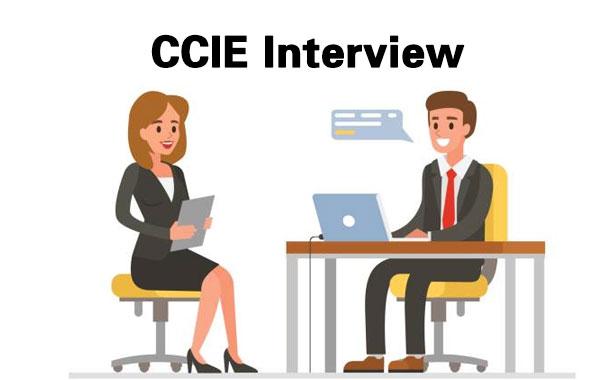 CCIE Interview