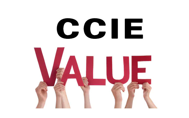 CCIE Value