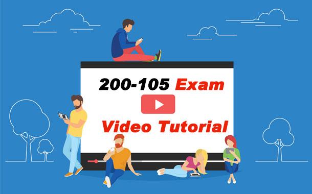 200-105 Exam Video Tutorial