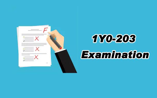 1Y0-203 Examination