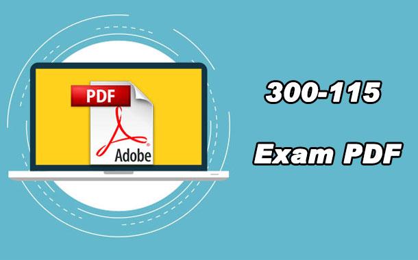 300-115 Exam PDF