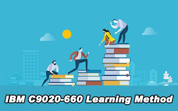 IBM C9020-660 Learning Method