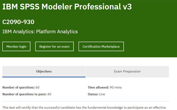 IBM C2090-930 Exam Content Information